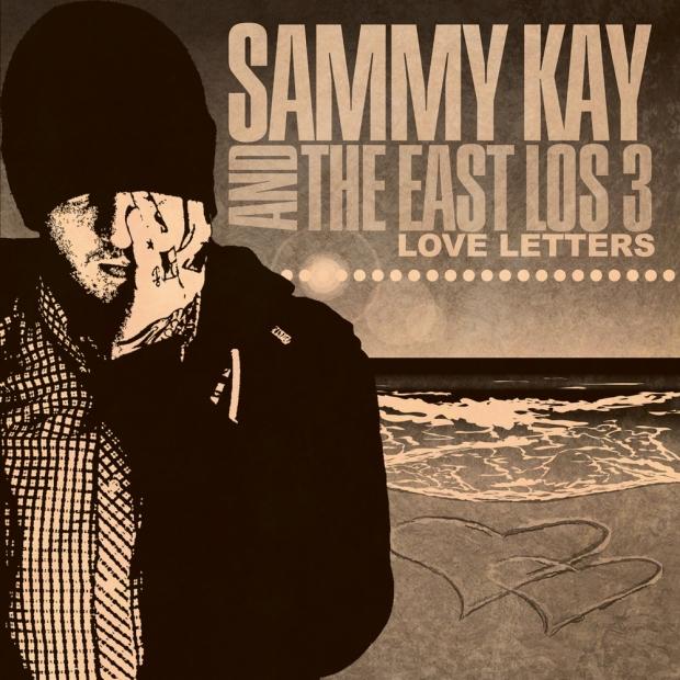 Sammy Kay Love Letters Cover Art