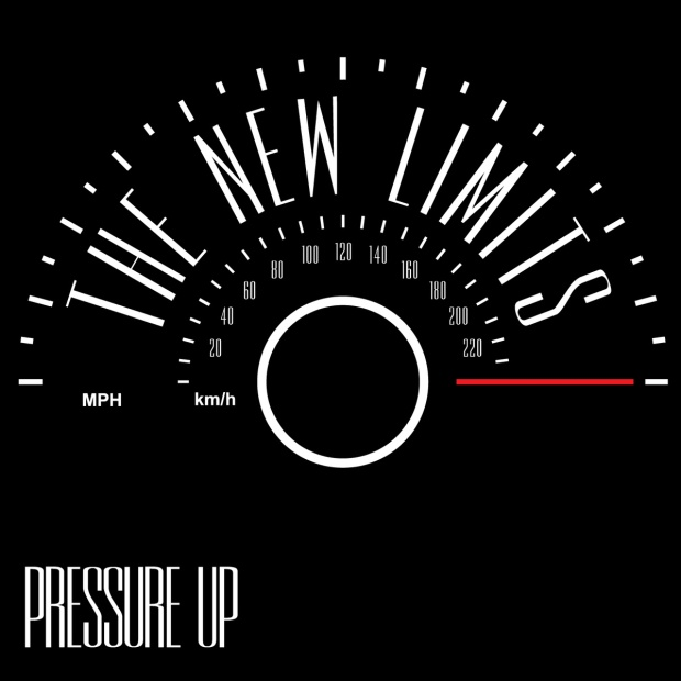 Cover Art - The New Limits - Pressure Up