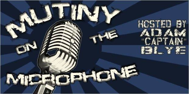 mutiny on the microphone header