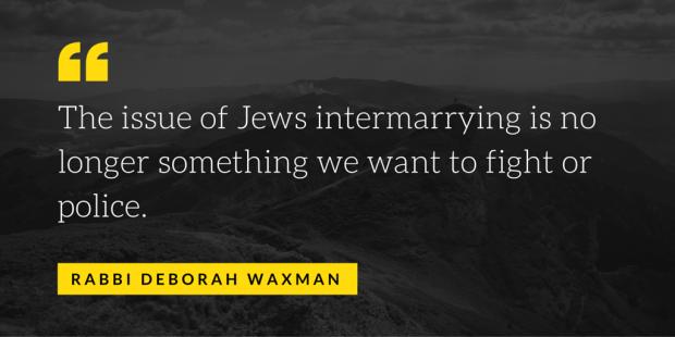 rrc deborah waxman quote