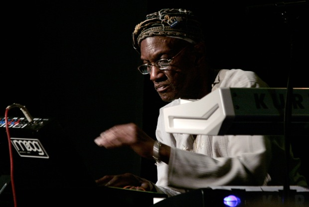 Bernie Worrell with SociaLibrium at the Porgy & Bess in Vienna